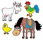 Farm animals collection 2