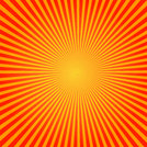 Sunburst Background Illustration