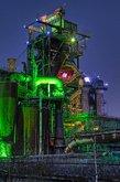 steel industry blast furnace