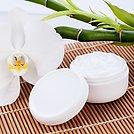 natural cream cosmetics moisturizing care