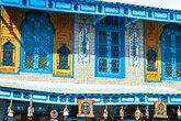 traditional arabic architecture in el-jem,tunisia