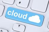 Symbol Cloud Computing online on the Internet