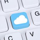 internet concept symbol cloud computing online