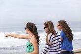 Teenagers Holidays Beach