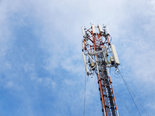 Cell site cell tower communication equipment