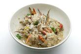Crab stew Crap curd dip Simmer chili crab thai food