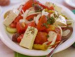 Healthy Food Greek Salad