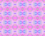 Abstract geometric seamless background. Ornate diamond pattern violet, yellow, turquoise, purple and blue on beige. Extensive hole pattern, netting structure.