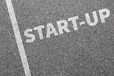 business concept with startup startup establishing a business