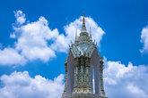 buddhist architecture wat pho in bangkok