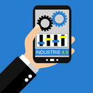industry 4.0 with a smartphone