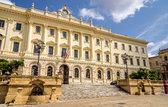 government office sassari sardinia building