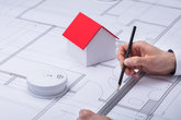 Architecture Drawing Blueprint