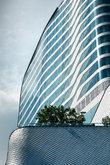 Modern architecture building exterior