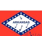 Musical Flag of Arkansas