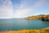 Wales Coast Path Fishguard Coastline Landscape  Nature Travel UK